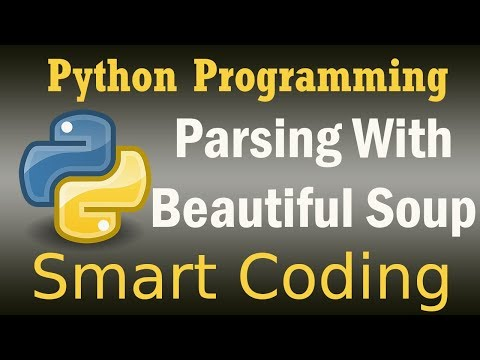 Parse HTML With Beautiful Soup - Web Scraping And Parsing In Python Using Jupyter Notebook