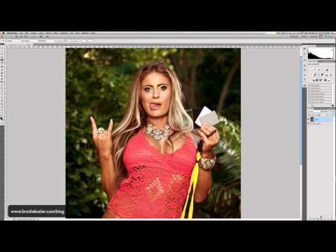 Photoshop Tutorial: Correct White Balance in Photoshop