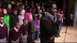 Glory-John Legend ft.Common -Girard College 3-11th grade Choir & Band (Cover)