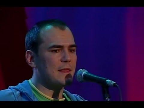 Ismael Serrano video El virus del miedo - CM Vivo 2005