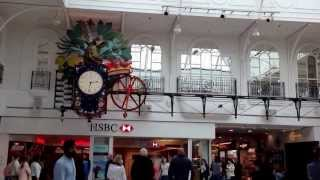 Telford United Kingdom  city photo : Best clock ever in a shopping centre @Telford -UK