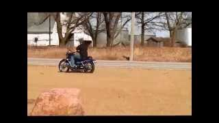 10. 2009 Honda Rebel CMX250C motorcycle for sale | sold at auction April 8, 2015