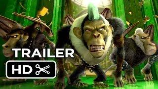 Legend Of Oz: Dorothy's Return Official Trailer #1 (2013) - Hugh Dancy, Patrick Stewart HD