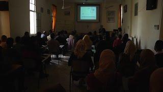 الإغاثة الزراعية و جامعة النجاح تنظمان ورشة حول التنوع الحيوي في فلسطين