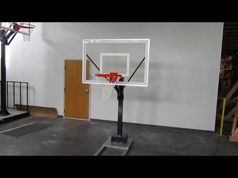 HydroSport™ Poolside Basketball Goal