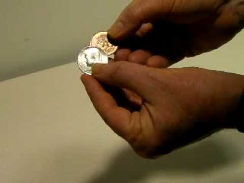 "How to perform the ""Best Coin Trick in the World"""