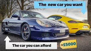 Download Lagu Awesome Affordable Cars: 986 Porsche Boxster S Mp3