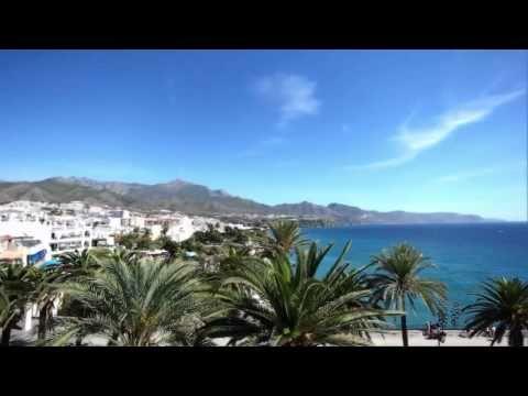 Nerja: El Balcón de Europa