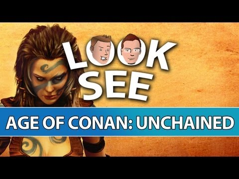 Age of Conan: Unchained Gameplay – Steam Edition
