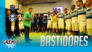 Confira os bastidores da vitória do Tricolor sobre o Atlético-MG no Mineirão, válida pela primeira partida da grande final da Copa do Brasil 2016. Você pode ...