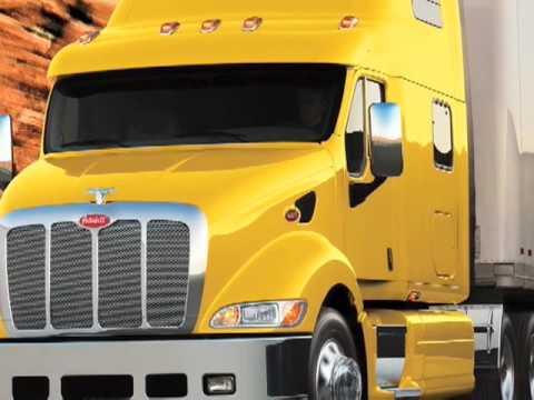 Грузовики Peterbilt Truck Commercial