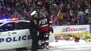 CYCLONES TV: Teddy Bear Toss 2018