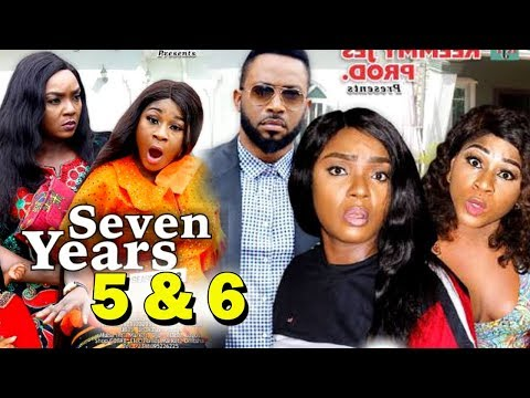 SEVEN YEARS SEASON 5&6 Finale - Chioma Chukwuka 2019 Latest Nigerian Nollywood Movie Full HD