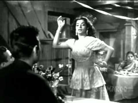 Video Ae Meri Zindagi Aaj Raat Jile - Sheila Ramani - Dev Anand - Taxi Driver - Hindi Songs - S.D.Burman download in MP3, 3GP, MP4, WEBM, AVI, FLV January 2017