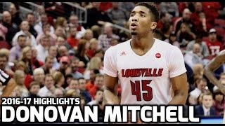Download Lagu Donovan Mitchell 2016-17 Sophomore Highlights (HD) Mp3
