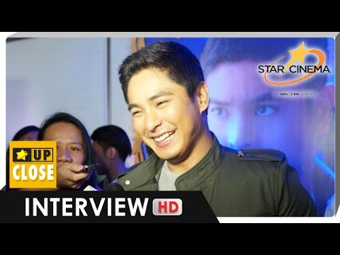 Coco Martin Gets Grilled About Julia Montes