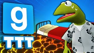 GET IN THE BED OR DIE! | Gmod TTT