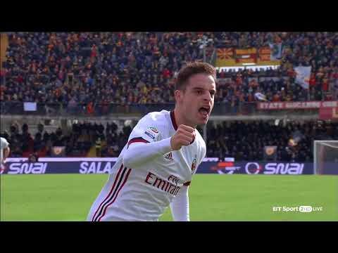 Benevento 2-2 AC Milan Highlights 03/12/2017