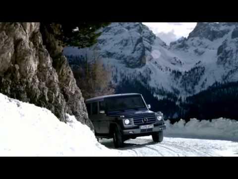 Mercedes-Benz G-class 5D Реклама Mercedes-Benz G-class.mov