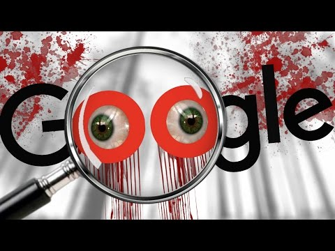 GOOGLE'S MOST HAUNTED SECRETS | Google.exe