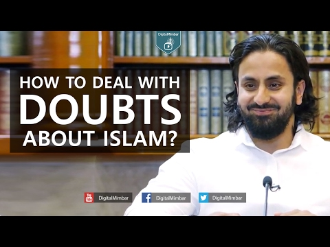 How To Deal With Doubts About Islam? - Hamza Tzortis