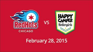 Red Hots vs Ft. Wayne - February 28, 2015