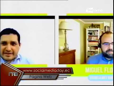 Social Media Day Ecuador 2021 ESMADI organiza sexta Edición