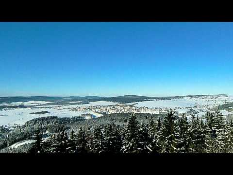 Rozhledna Plešivec - Krušné hory