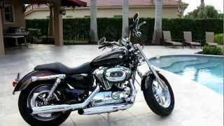8. 2013 Harley Davidson XL 1200 Sportster Custom by Advanced Detailing of South Florida