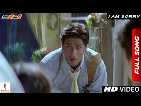 I am Sorry Full Song | One 2 Ka 4 | Shah Rukh Khan, Juhi Chawla