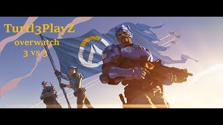 watch the best team in the world take on overwatch 3v3 games with incredible skill.