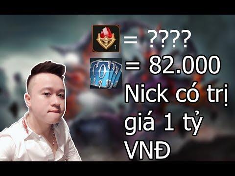 Bé Trung Show Acc Tiền Tỷ Vip Nhất Liên Quân Mobile Việt Nam ! - Thời lượng: 10 phút.