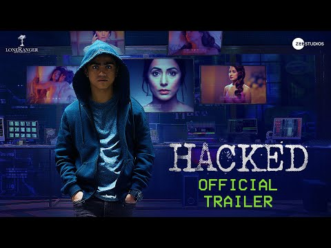 Hacked | Official Trailer | Hina Khan | Rohan Shah | Vikram Bhatt | 7th Feb