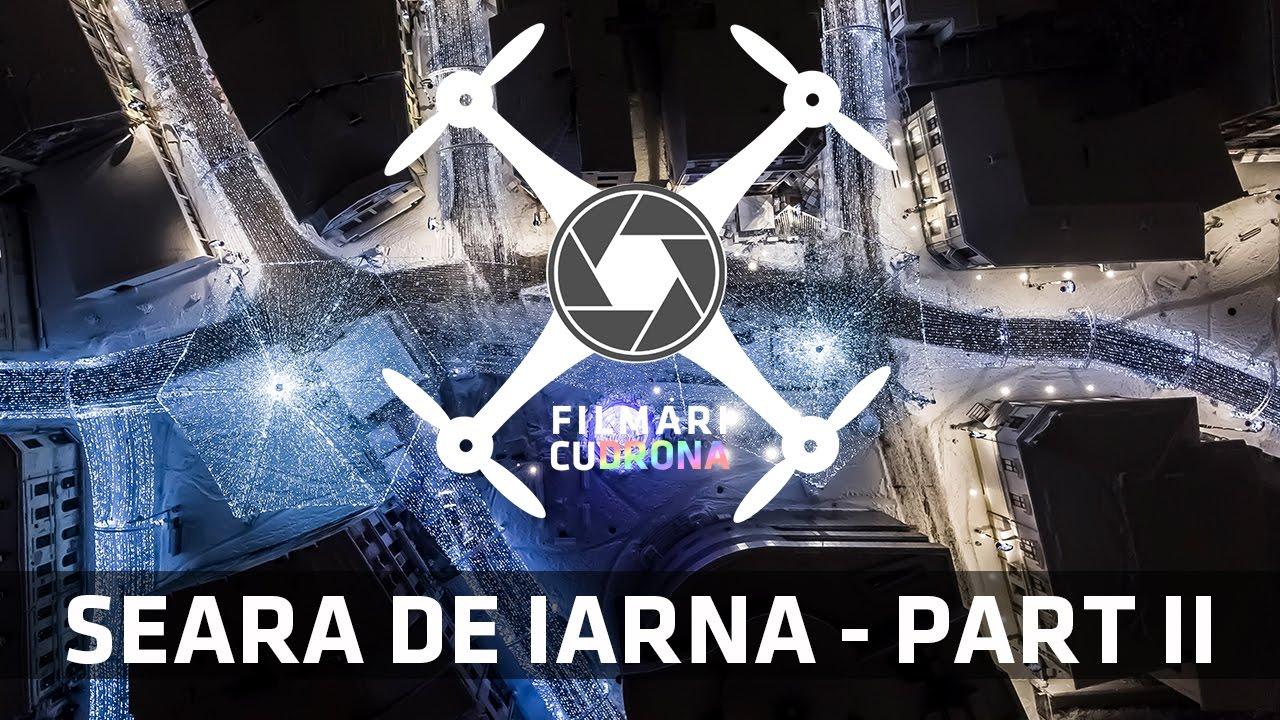Seara de Iarna 4K - Part II | FilmariCuDrona.com