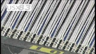 USi03 VANDEWIELE Carpet Weaving Machine