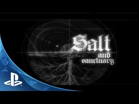 Salt and Sanctuary – Washed Ashore – HD Announcement Trailer