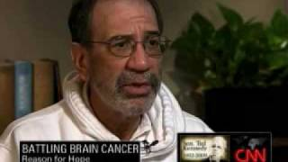 Duke neuro-oncologist Henry Friedman talks about hope for patients, in spite of brain cancer