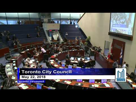 City Council - May 22, 2018 - Special Meeting - Part 1 of 2 (видео)