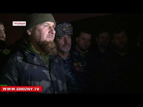 В Чечне схвачен скрывшийся в ходе спецоперации в Курчалоевском районе участник НВФ (видео)