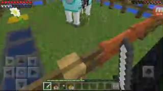 Minecraft fazendinha quinto dia na casa do avô #5