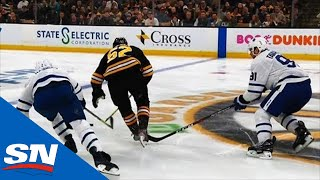 Sean Kuraly Powers Through Neutral Zone To Score For Bruins In Game 7 by Sportsnet Canada