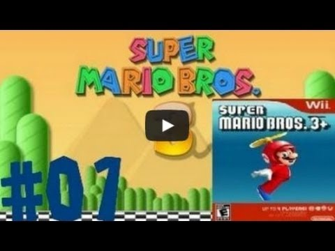 super mario bros 3 wii walkthrough