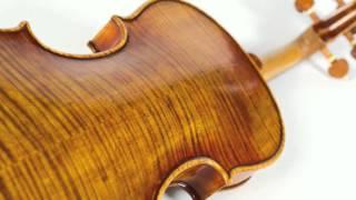 Holstein Soil Violin - Sinding Suite in A minor