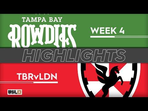 Tampa Bay - Loudoun 0:0. Видеообзор матча 31.03.2019. Видео голов и опасных моментов игры