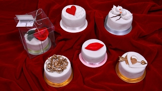 This is the introduction to our Valentines Mini Cakes tutorial at Yeners Way. Learn how to make mini cakes decorated with Valentines Day elements. For the full tutorial, please visit the following link... https://www.yenersway.com/tutorials/techniques/valentines-mini-cakes/