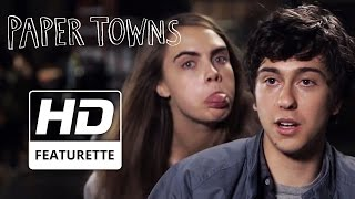 Paper Towns | 'Margo' | Official HD Featurette 2015