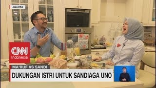 Video Dukungan Istri Untuk Sandiaga Uno MP3, 3GP, MP4, WEBM, AVI, FLV Mei 2019