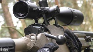 Sniper Attack   Airsoft Big Game De3