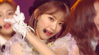 Video IZONE - La Vie en Rose [SBS Inkigayo Ep 981] MP3, 3GP, MP4, WEBM, AVI, FLV November 2018