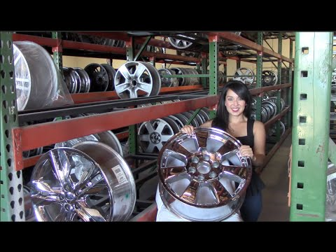 Factory Original GMC Sonoma Rims & OEM GMC Sonoma Wheels – OriginalWheel.com